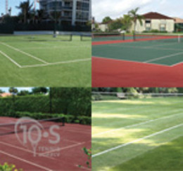 Choosing a Tennis Surface