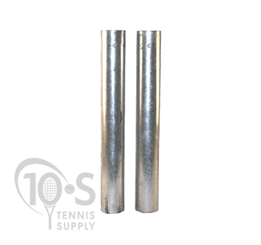 Galvanized Ground Sleeves For 3 Quot Round Edwards Posts Pair