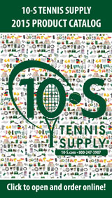 2016 Tennis Supply Product Catalog