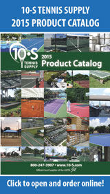 2015 Tennis Supply Product Catalog